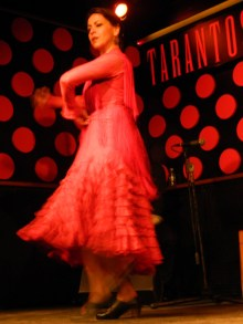 Flamenco at Tarantos