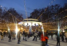 Hyde Park Ice-Skating