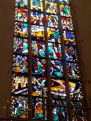 Frauenkirche Window