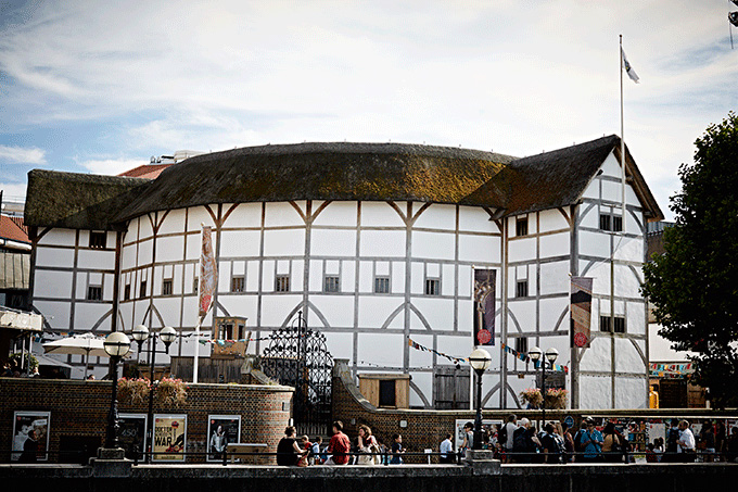 Things to do in London - Shakespeare's Globe