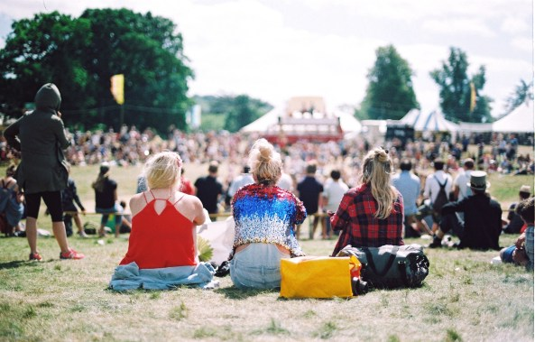 Summer Bucket List - Experience A Local Festival