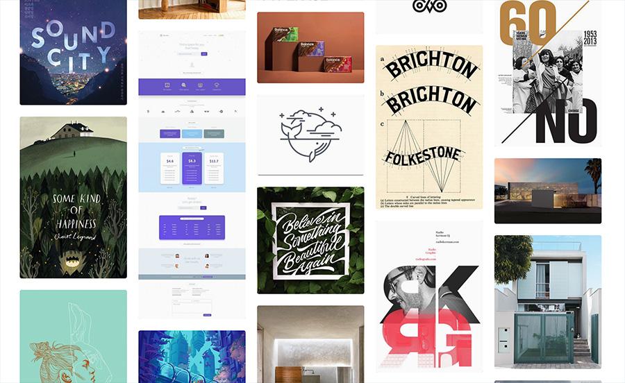 Design Inspiration - Designspiration