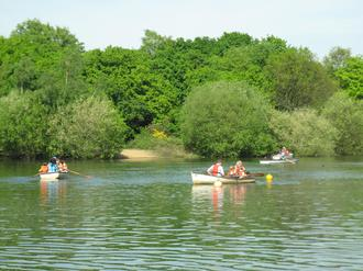 Unique London Date Ideas - Hollow Ponds Boating Lake