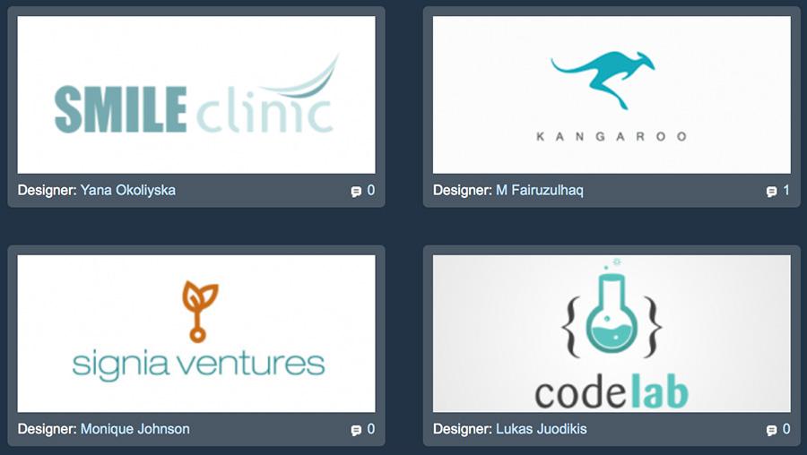 Design Inspiration - Logo Gala
