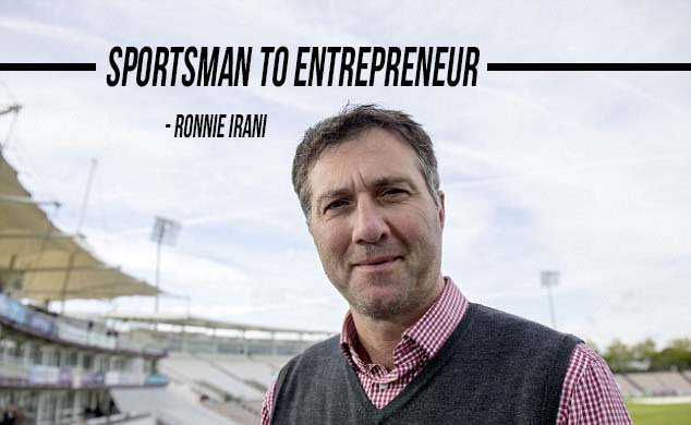 Ronnie Irani, Cricket Legend and Orthosole - Graceful Blog