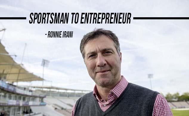 Ronnie Irani, Cricket Legend and Orthosole - Graceful Blog