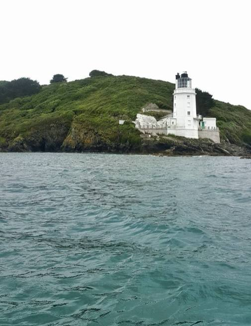 Graceful Blog - Cornwall - Fraggle Rock Lighthouse
