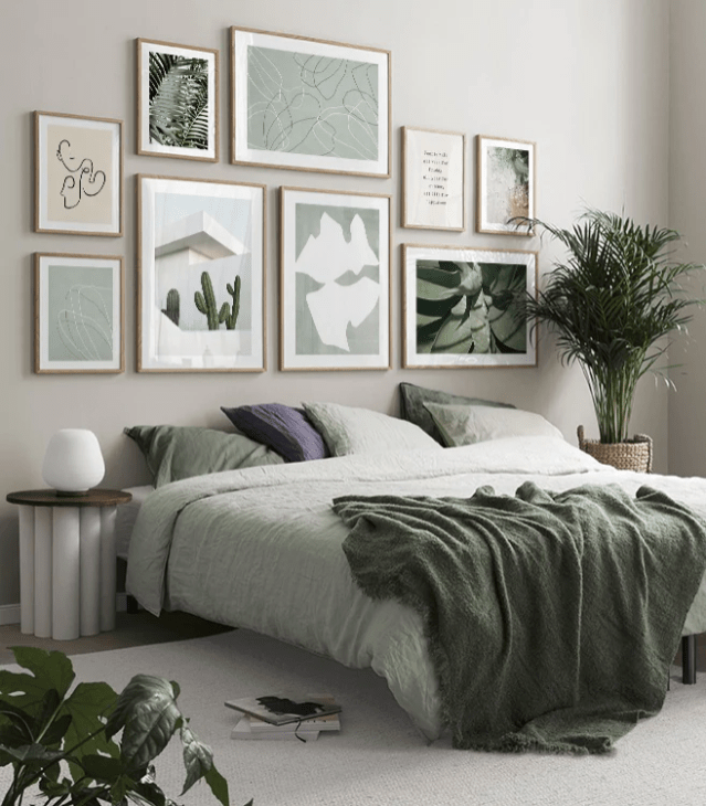 Graceful Blog - Desenio - Gallery Walls