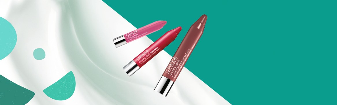 Chubby Lipsticks - Clinique Skin Saviours - Graceful Blog