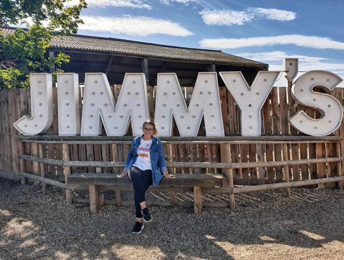 Jimmy's Farm - Graceful Blog