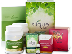 Slique Tea for a Sleek Me