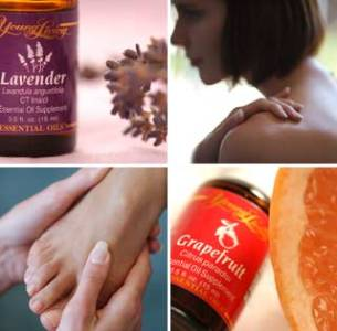 Oils I Used Today