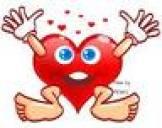 happy dance heart