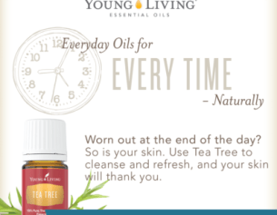 Everyday Oils for, uhhh.. every day