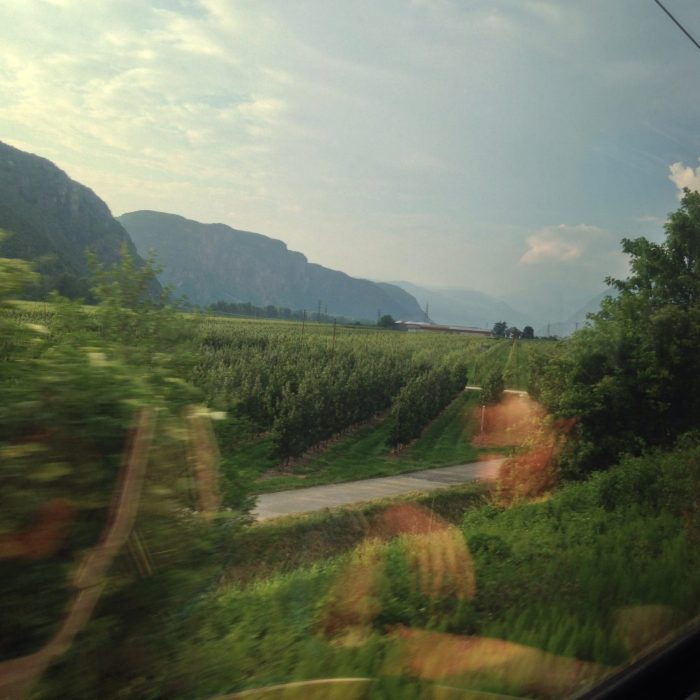 One of the most beautiful train rides there is