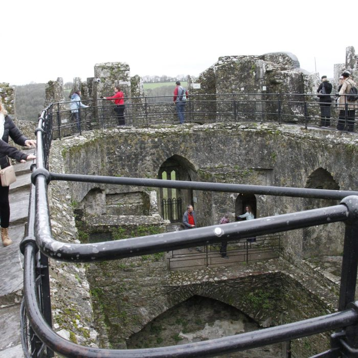 How to Kiss the Blarney Stone