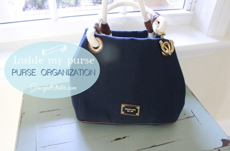 Organize Your PURSE