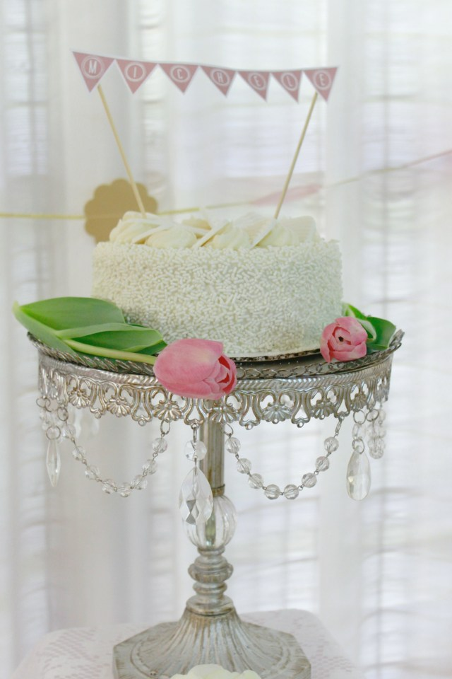 Spring Bridal Shower