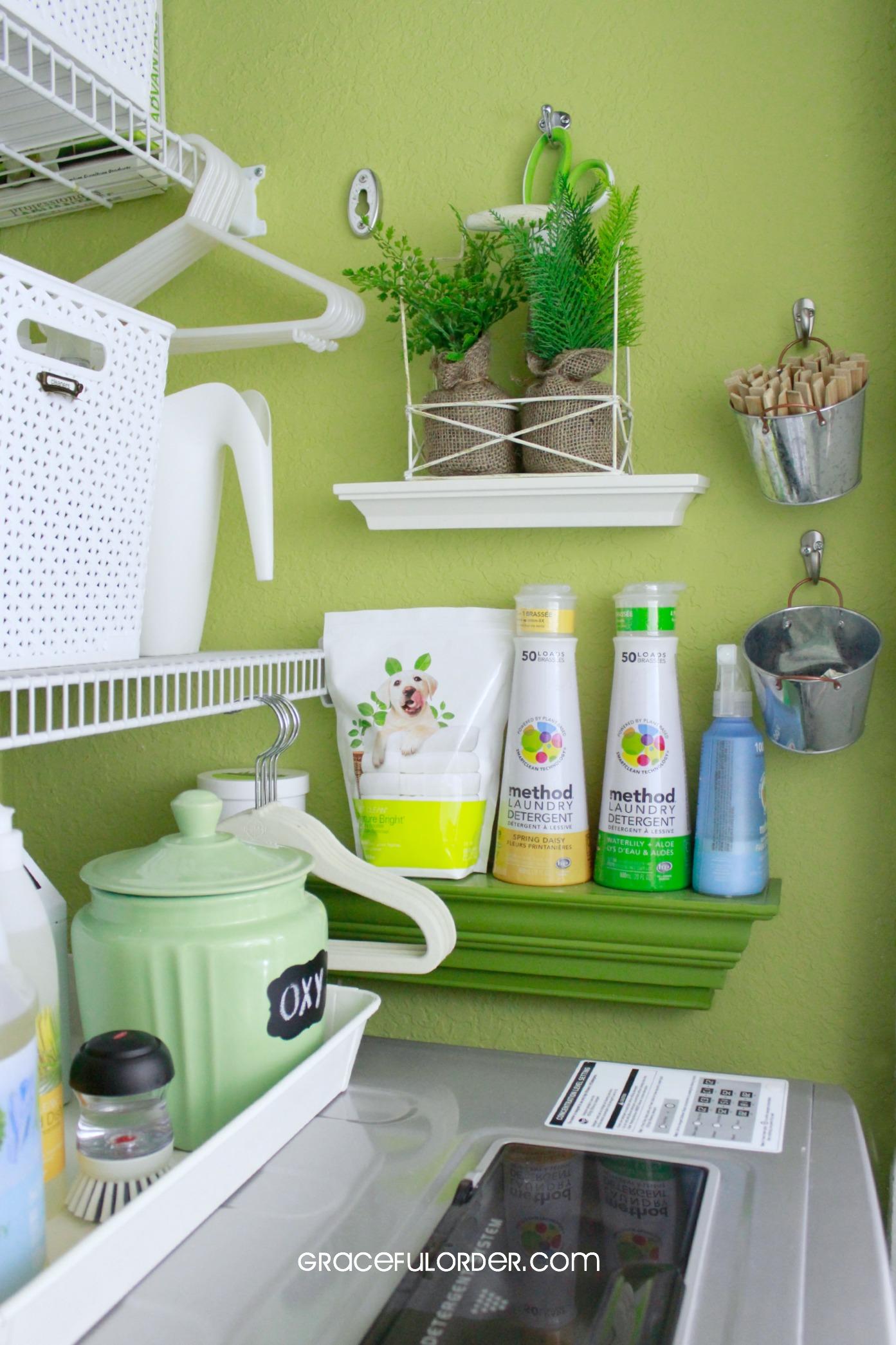 Laundry Room Organization Ideas - Graceful Order on Laundry Room Organization Ideas  id=67207