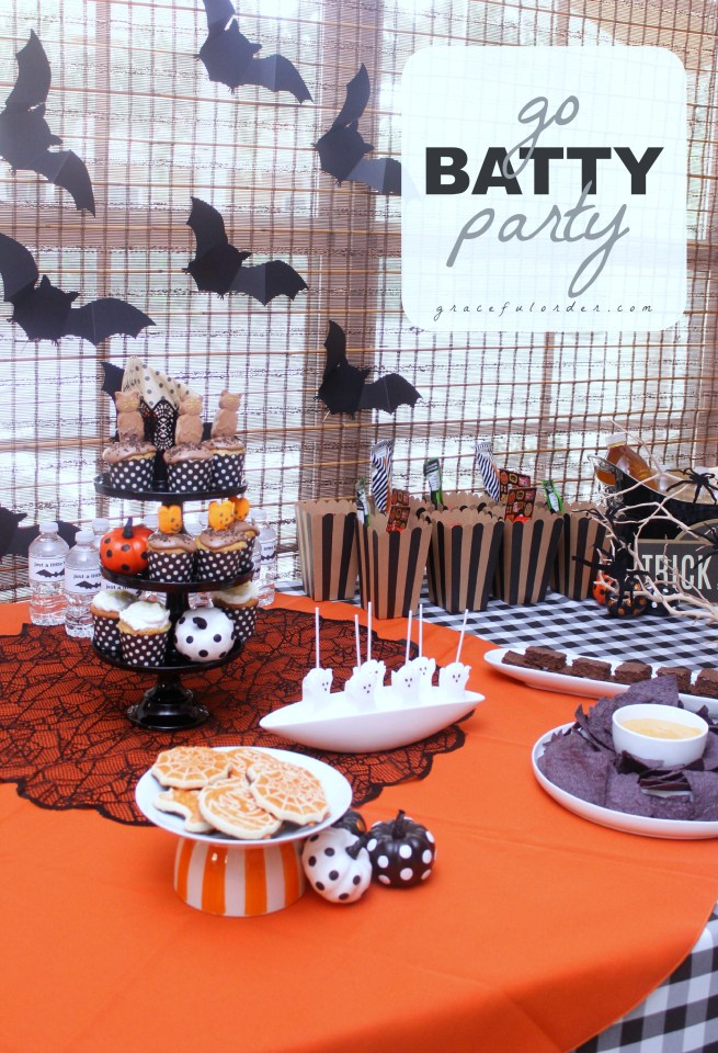 Go Batty Party