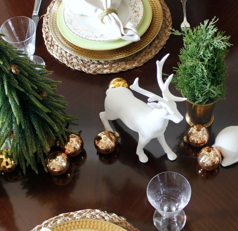 Christmas Tablescape 2015