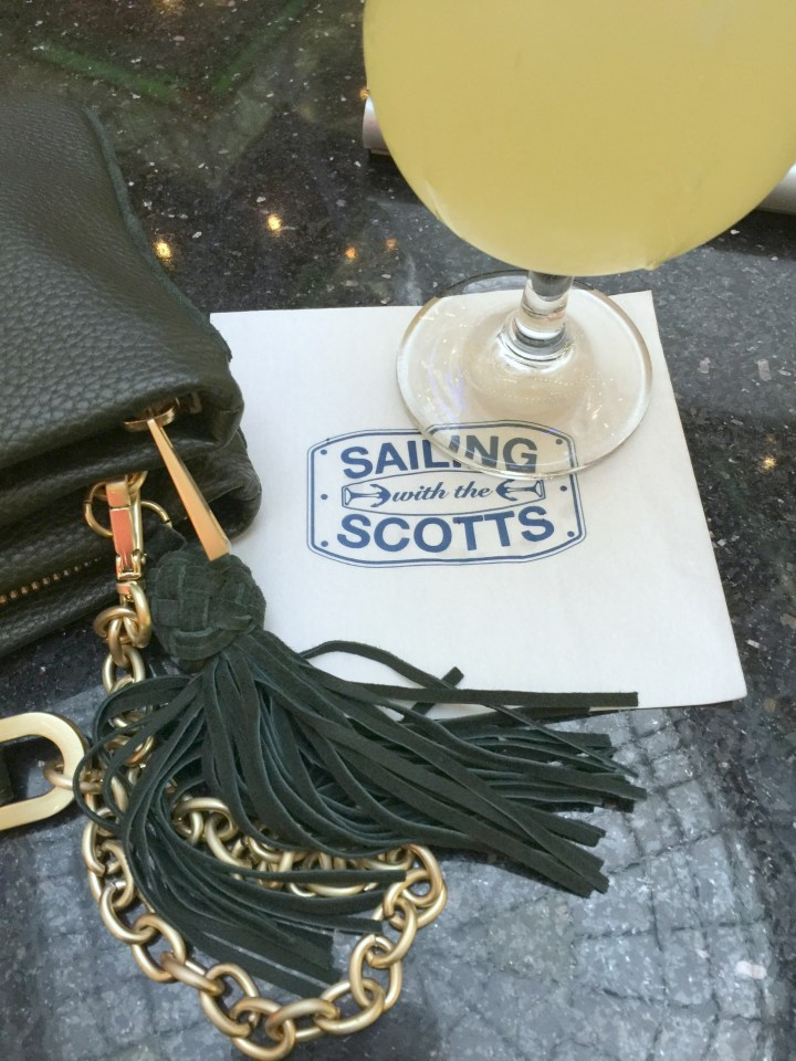 Sailing With The Scotts - Trip Recap