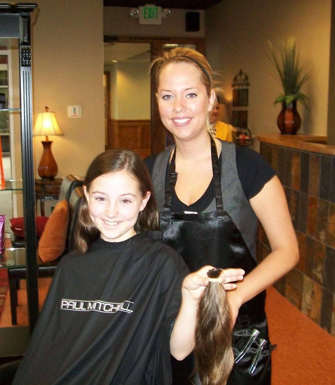 Hair Chop 3