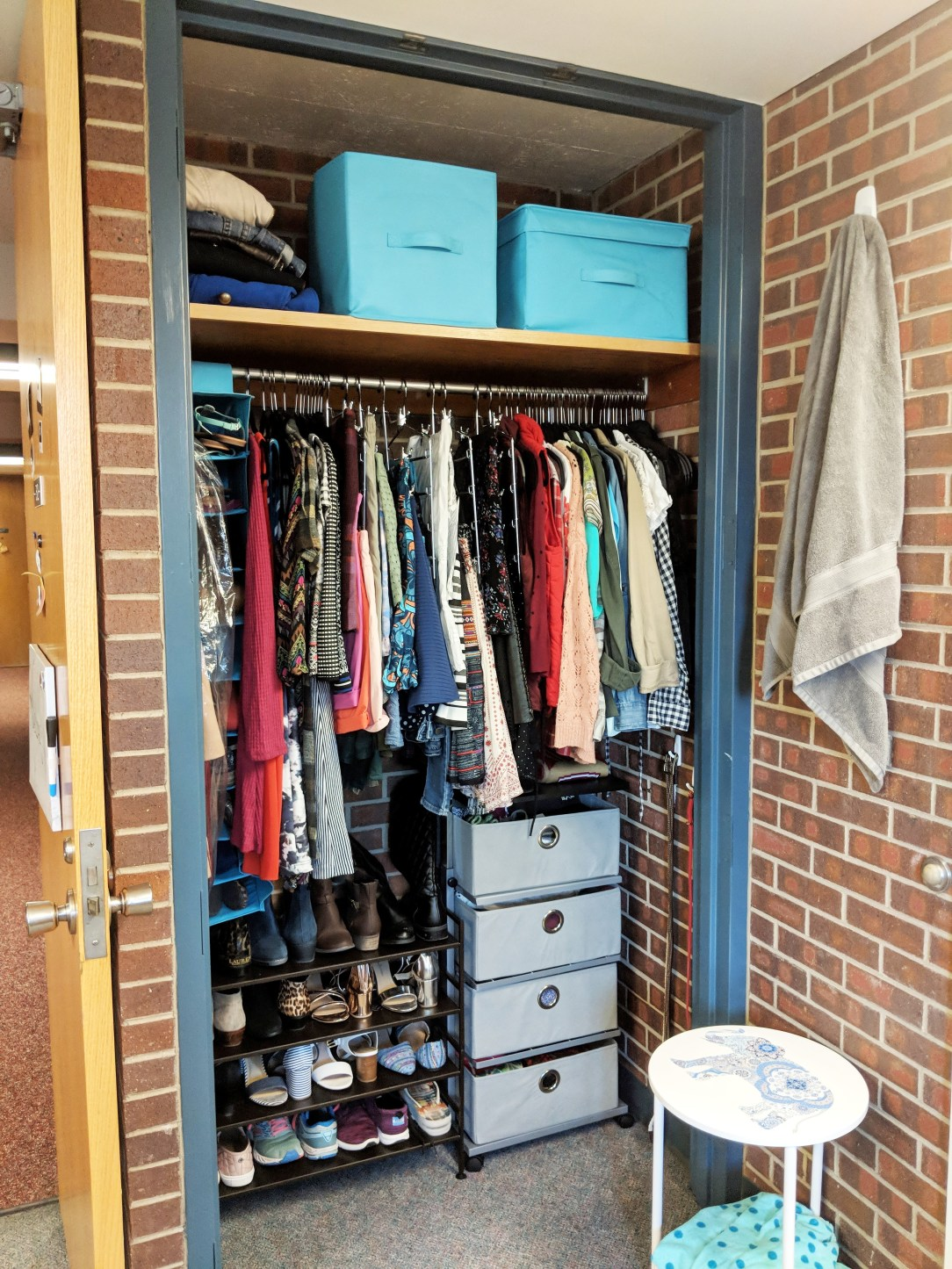 dorm-room-closet-space-saving-closet-organization-bed-bath-and-beyond