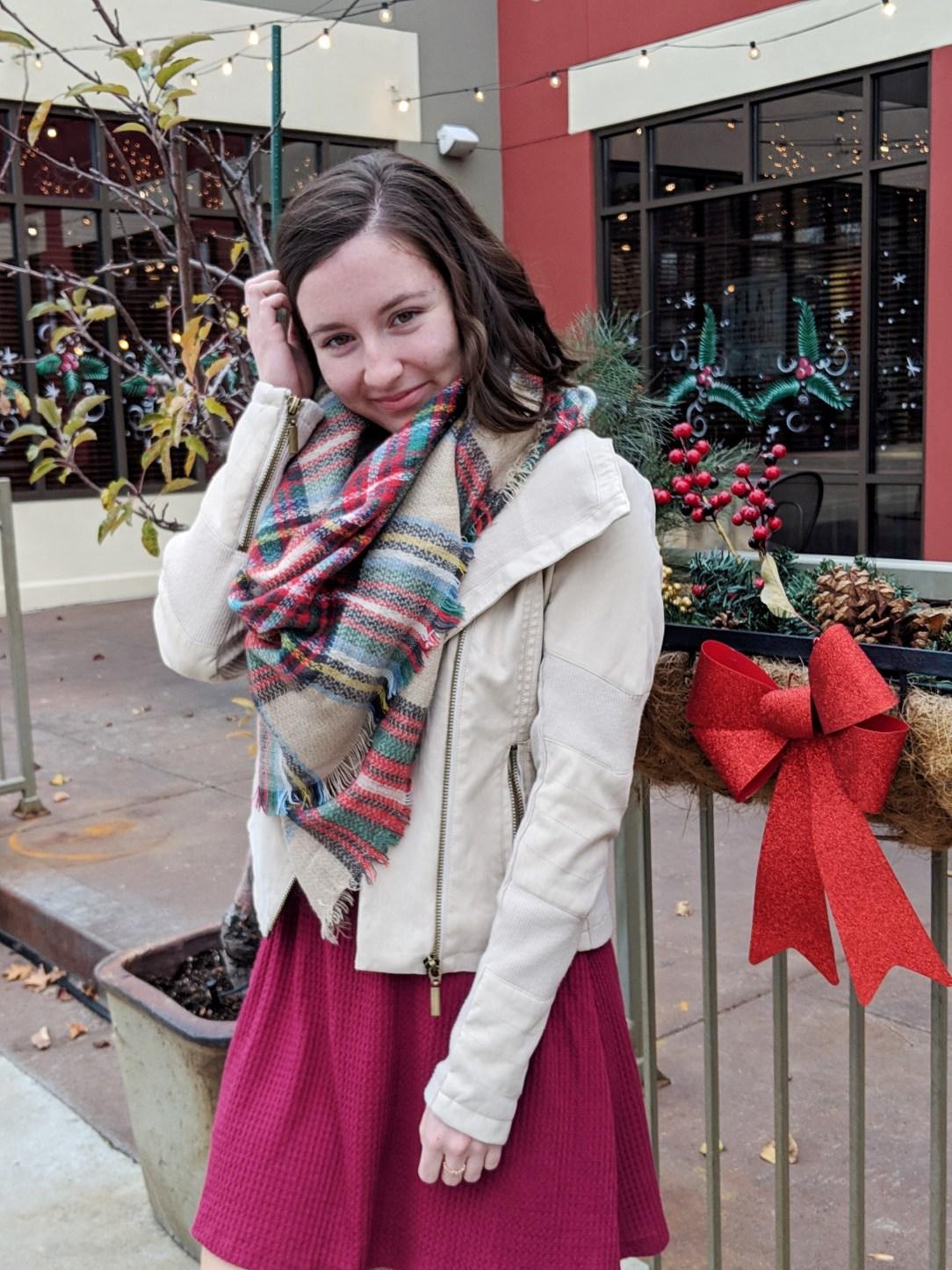 Idaho fashion blogger