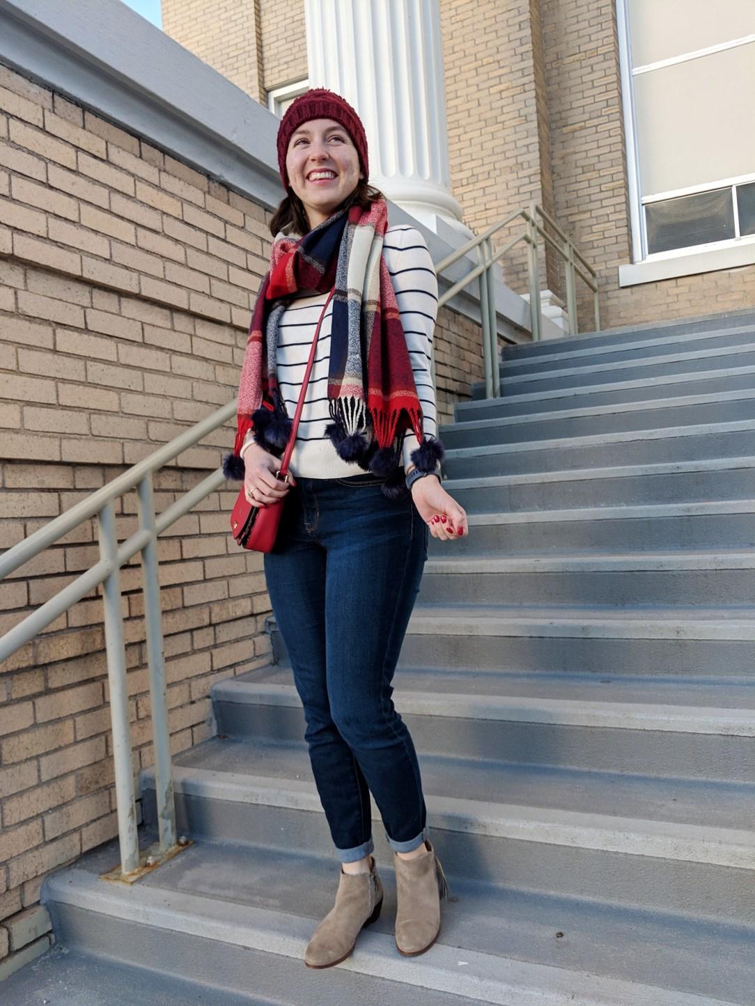 winter fashion Boise fashion blogger