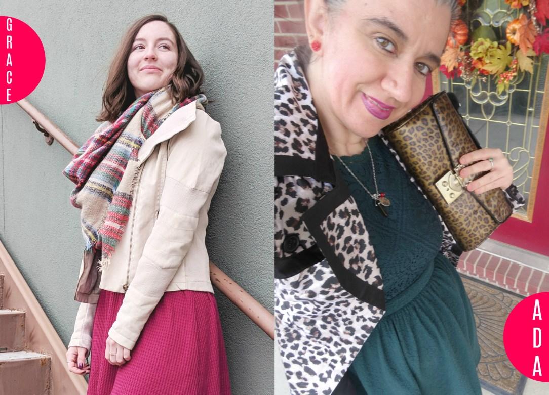 Elegance and Mommyhood Graceful Rags