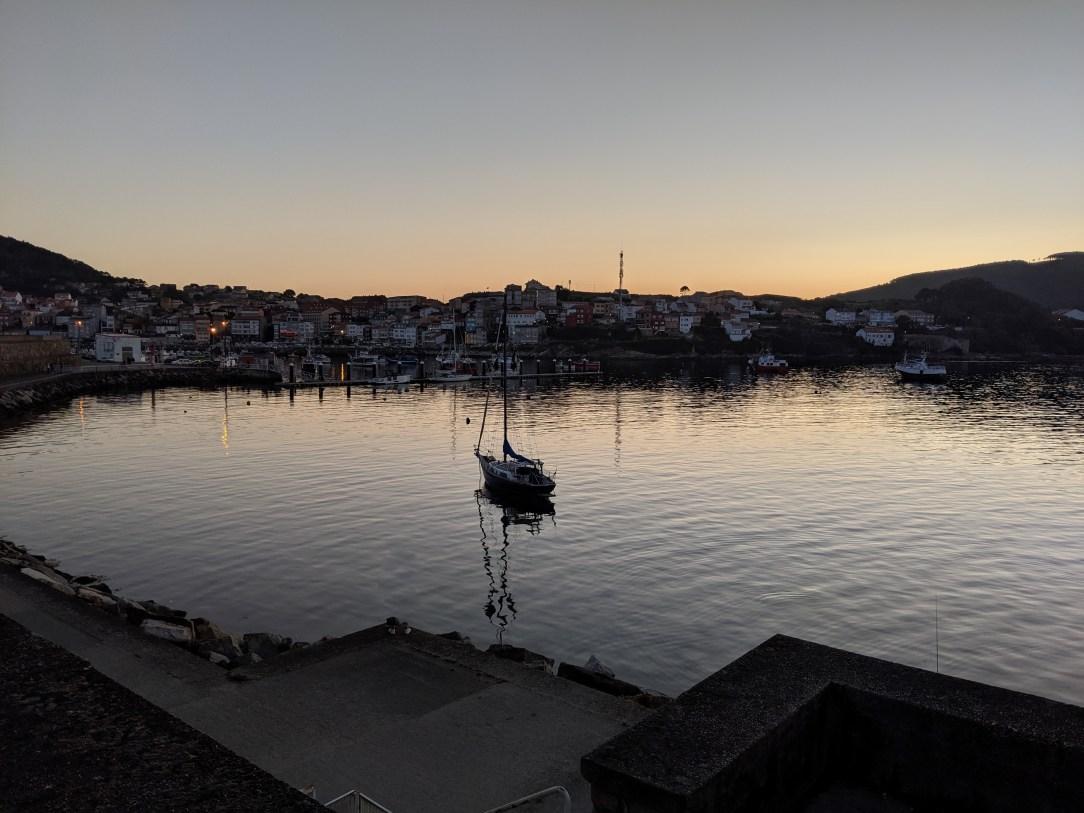 Finisterre, coastal town, Atlantic Ocean, summer travels