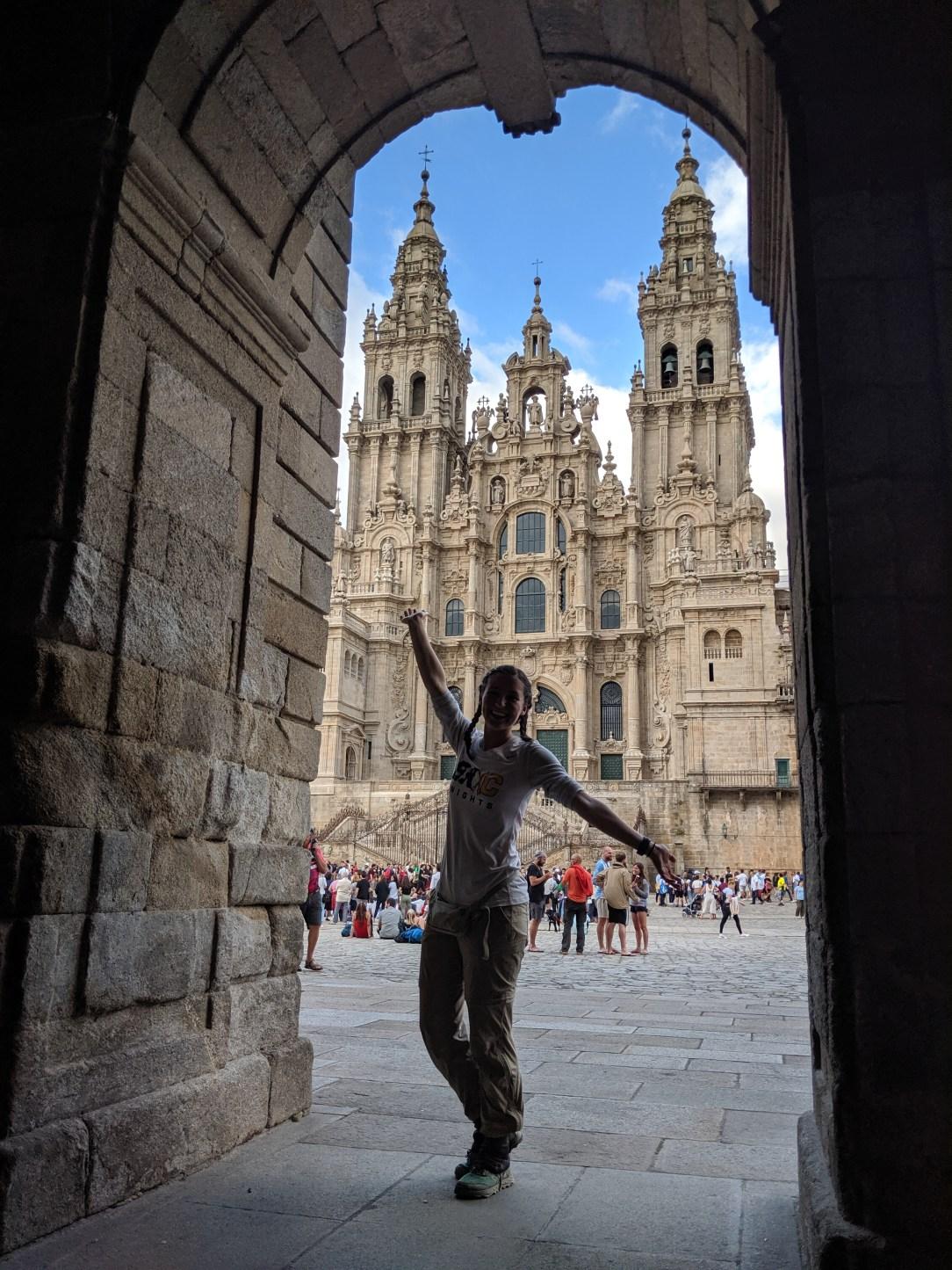 Cathedral of Santiago, Camino de Santiago