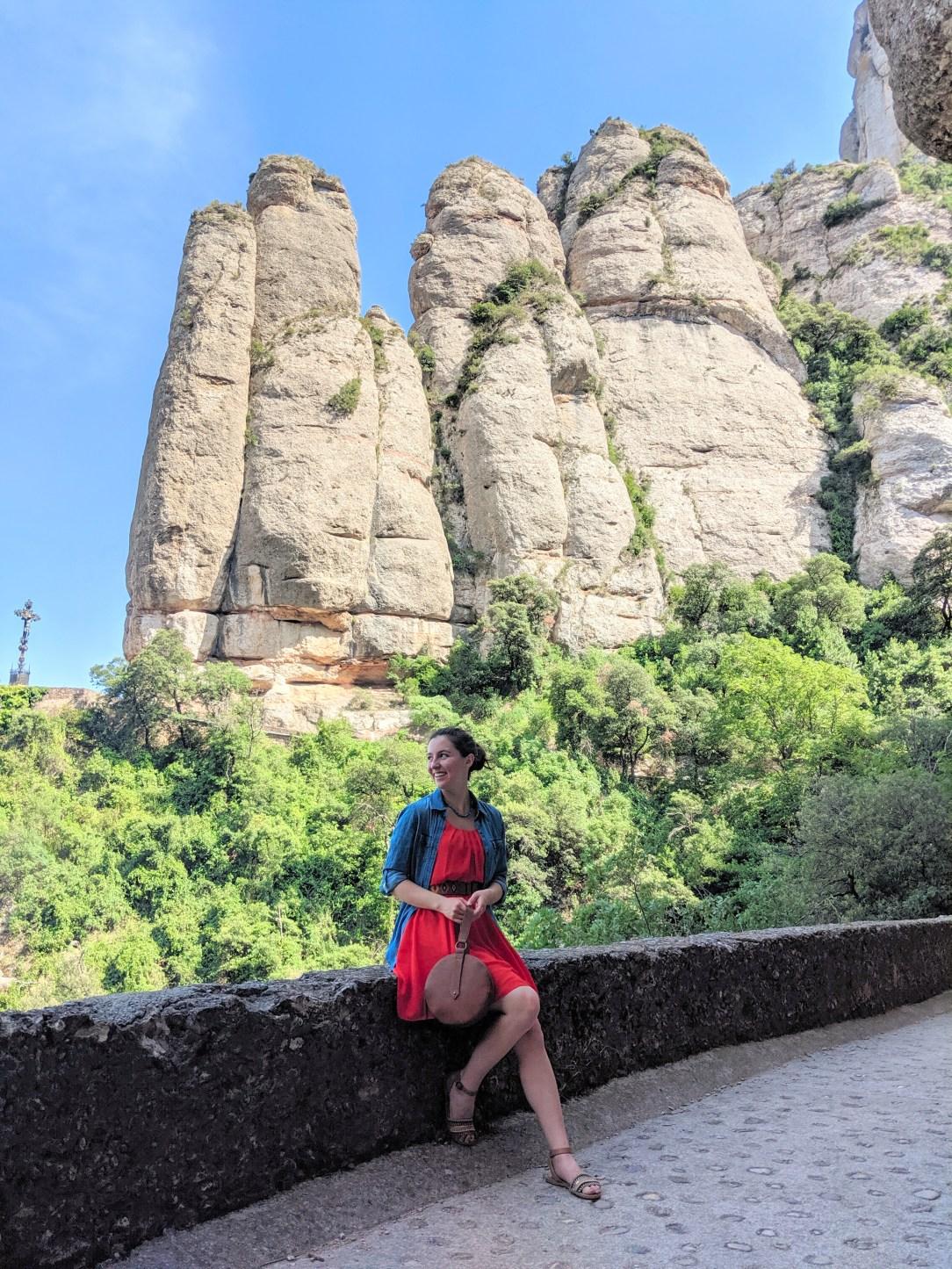 Spain, Barcelona, Catalonia, hiking