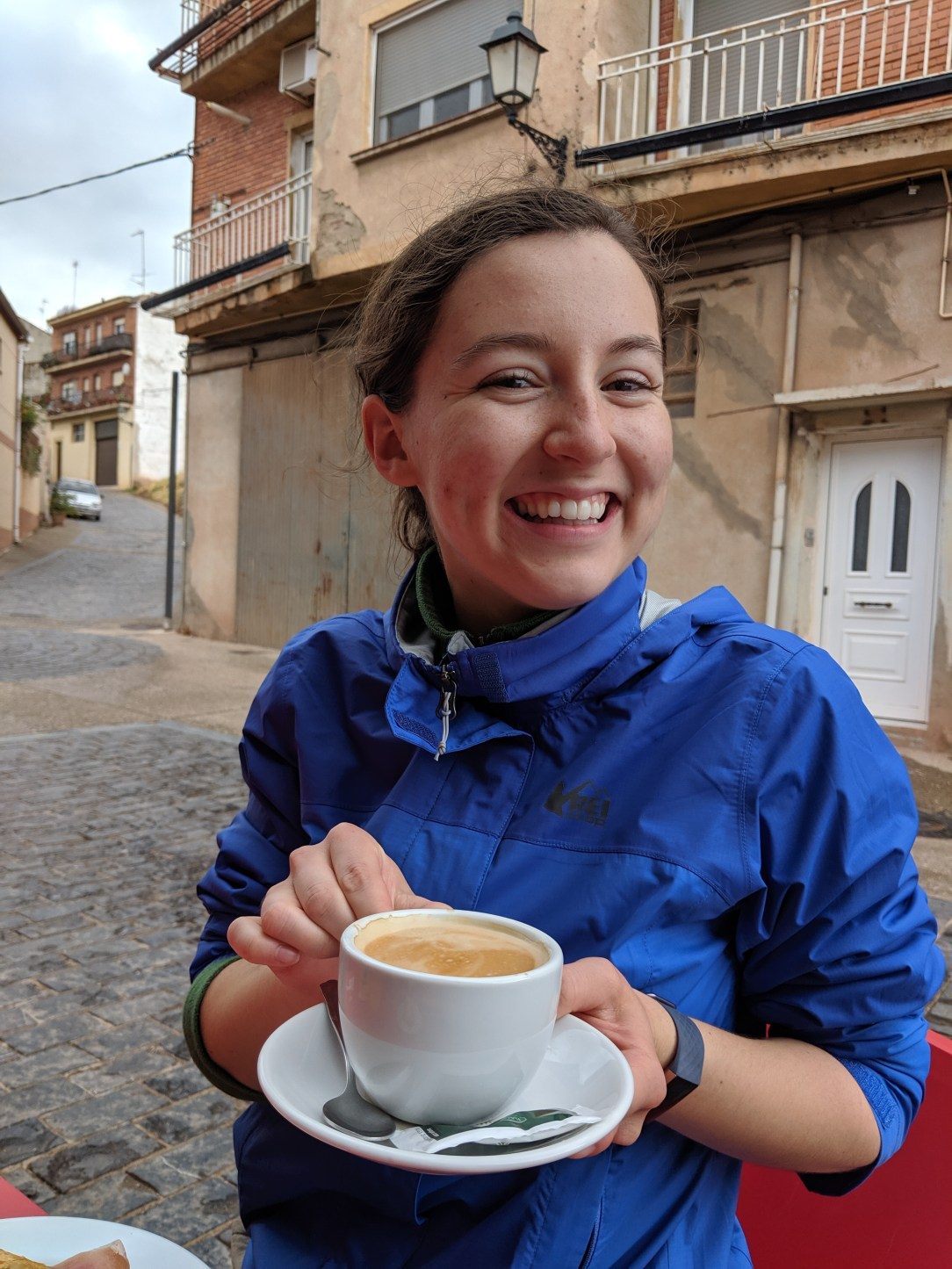 cafe con leche, Spain, Spanish travels