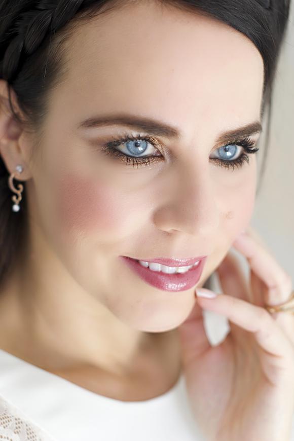 Lorella Flego - makeup 07