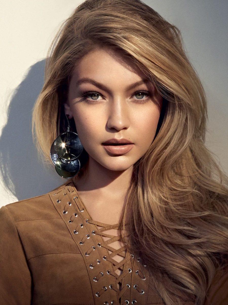 Gigi Hadid - Summer makeup