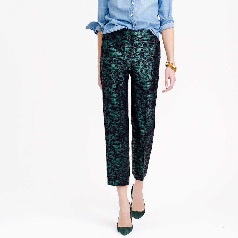 The new pants; source: JCrew