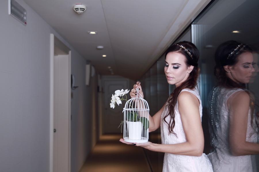 Photo and make-up: Biljana Babic