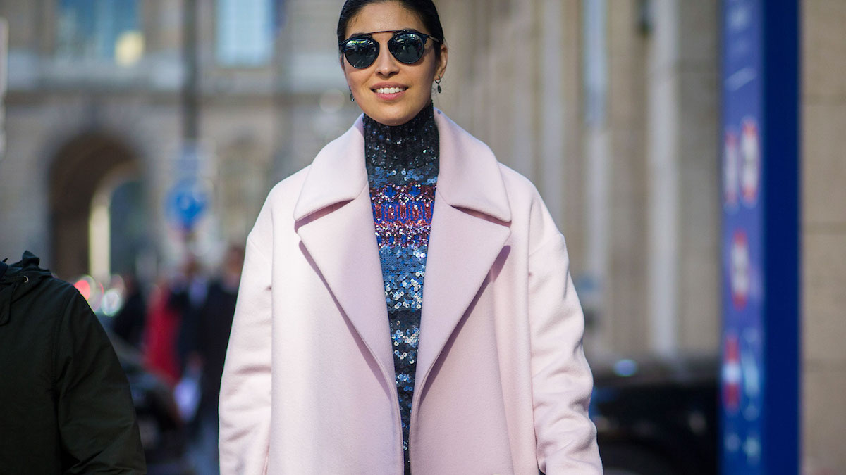 How to wear sequins now