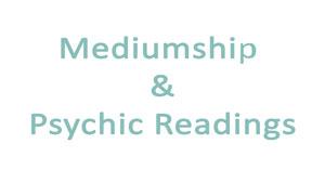 Mediumship psychic readings