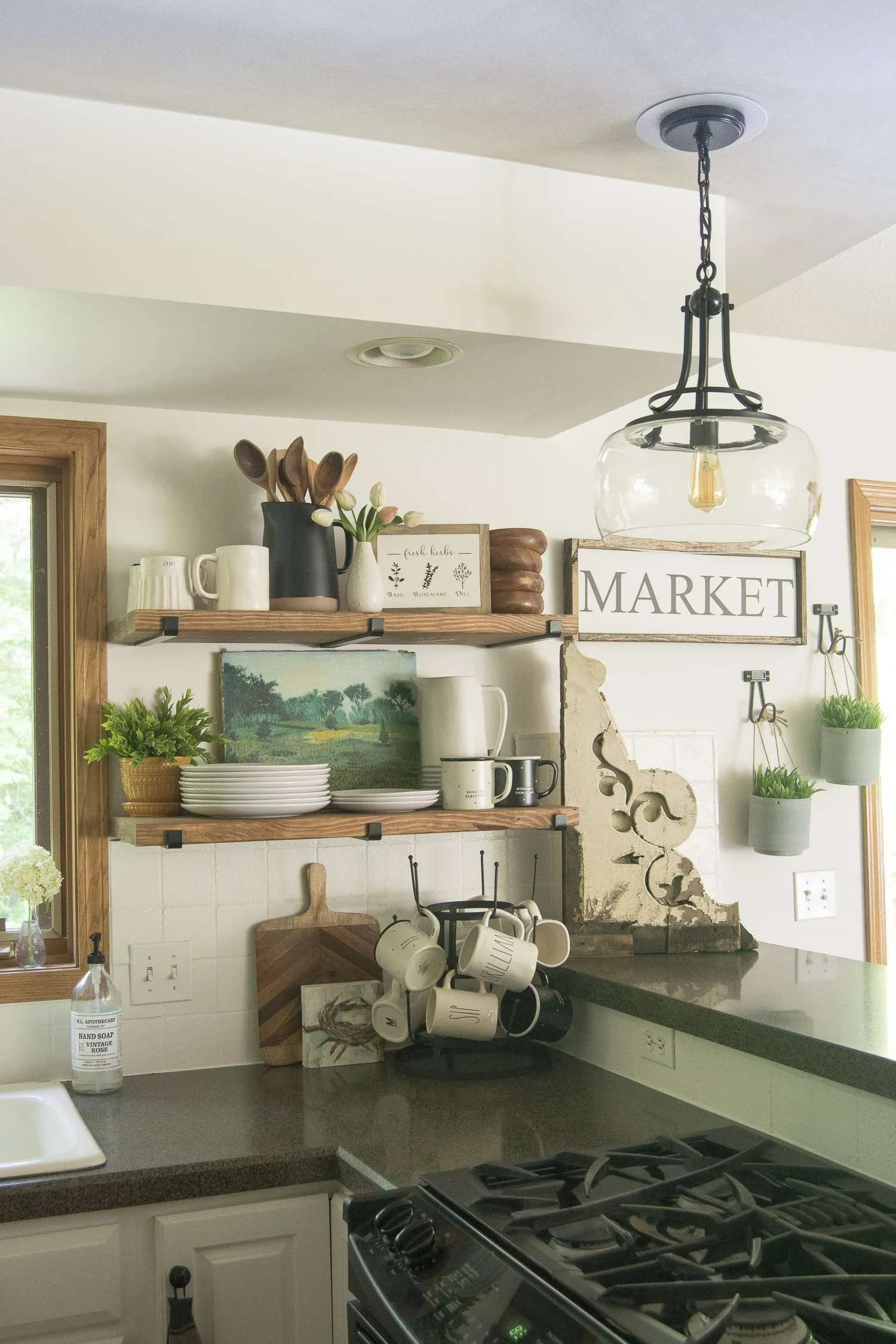 Kitchen Remodel On A Budget