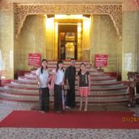 My Trip To Yangon, Myanmar