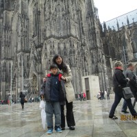My Trip to Germany with My Mom: Joshua B. Lee