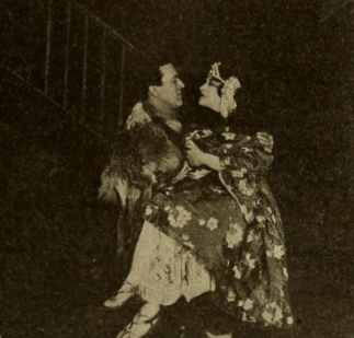 Thomas Meighan and Pauline Frederick in Sapho