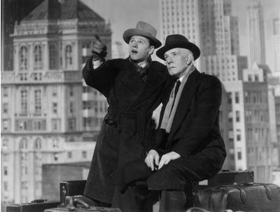 Mickey Rooney and Stone