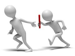 Image result for hand over the baton