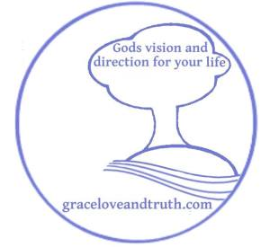 grace love and truth logo