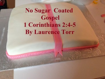 No Sugar Coated Gospel