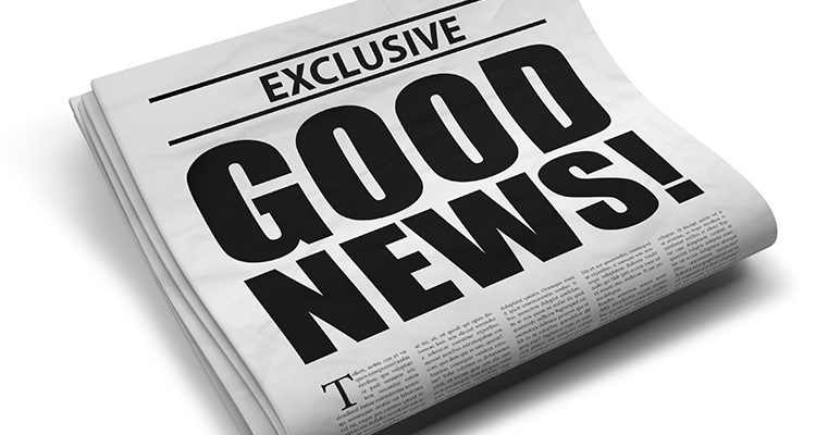 Good News For You – By Laurence Torr